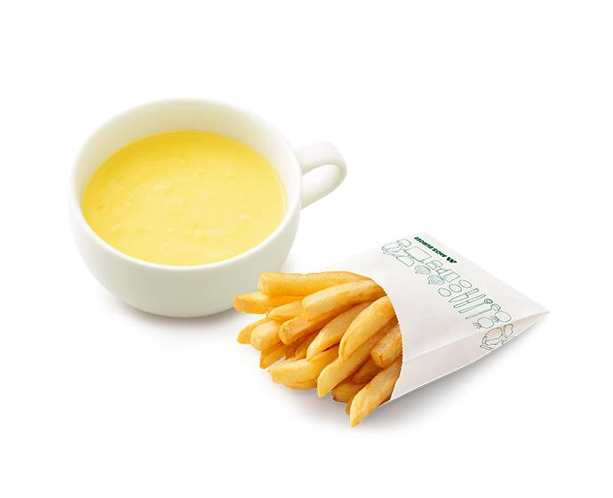 ポテトLセット(スープ)